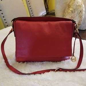 Alessandro Mari genuine Italian leather bag